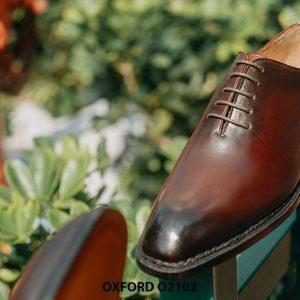 Giày da nam chính hãng chất lượng Oxford O2102 003