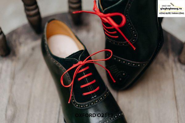 Giày da nam được làm từ thủ công Oxford O2113 003