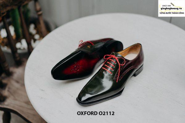 Giày da nam phong cách thời trang chỉnh chu O2112 004