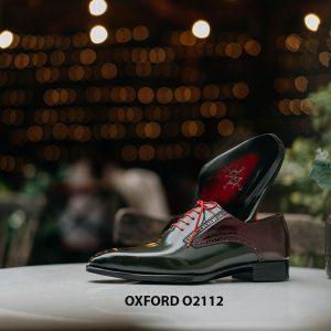 Giày da nam phong cách thời trang chỉnh chu O2112 003
