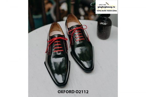 Giày da nam phong cách thời trang chỉnh chu O2112 001
