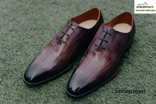 Giày tây nam có màu sắc lạ Oxford O2092 003
