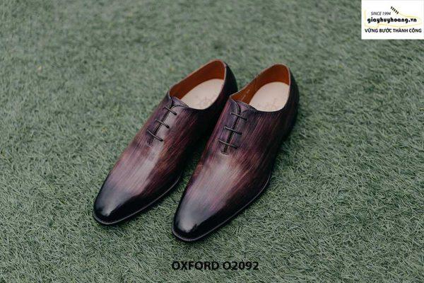Giày tây nam có màu sắc lạ Oxford O2092 001