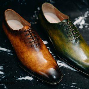 Giày tây nam buộc dây thời trang Oxford O2096 001