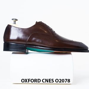 Giày tây nam chất lượng cao Oxford O2078 004