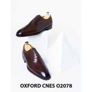Giày tây nam chất lượng cao Oxford O2078 003