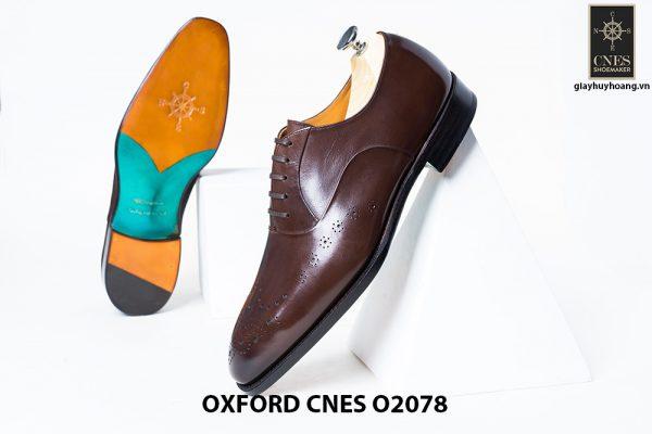 Giày tây nam chất lượng cao Oxford O2078 002