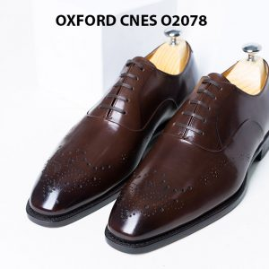 Giày tây nam chất lượng cao Oxford O2078 001