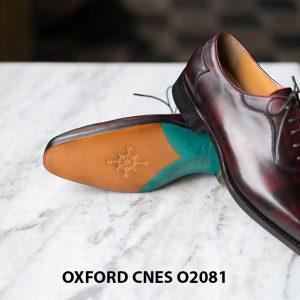 Giày da nam chất lượng tốt nhất Oxford O2081 002