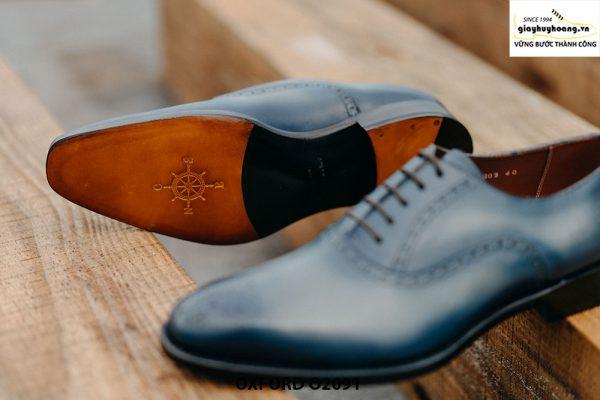 Giày buộc dây nam hàng hiệu cao cấp Oxford O2091 007