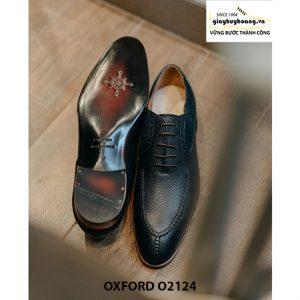 Giày tây nam da bê cao cấp Oxford O2124 004