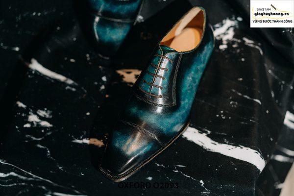 Giày tây nam cảm hứng từ đại dương Oxford O2093 003