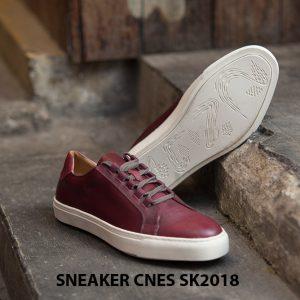 Giày da nam thể thao cao cấp Sneaker SK2018 002