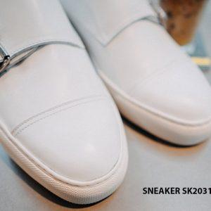 Giày da nam 2 khoá Monkstrap kết hợp Sneaker SK2031 003