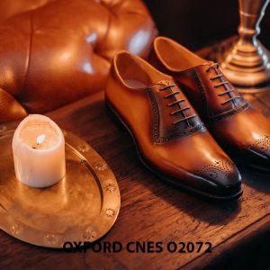 Giày tây nam thiết kế đẹp Oxford O2072 003