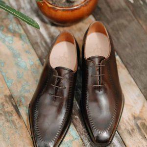 Giày tây nam chất lượng cao cấp Oxford CNES O2067 003