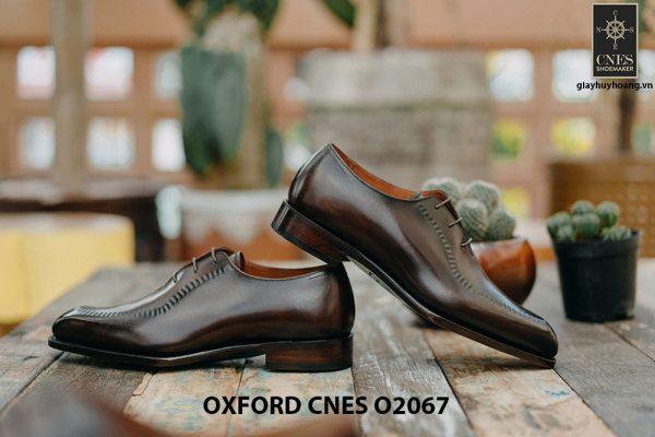 Giày tây nam chất lượng cao cấp Oxford CNES O2067 004