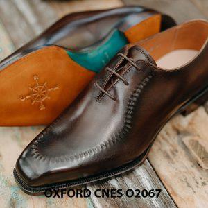 Giày tây nam chất lượng cao cấp Oxford CNES O2067 001