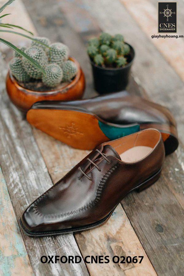 Giày tây nam chất lượng cao cấp Oxford CNES O2067 006