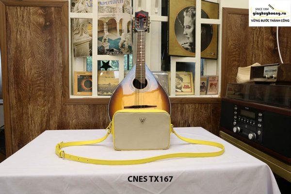Túi xách da bê thời trang cho phái đẹp CNES TX167 001