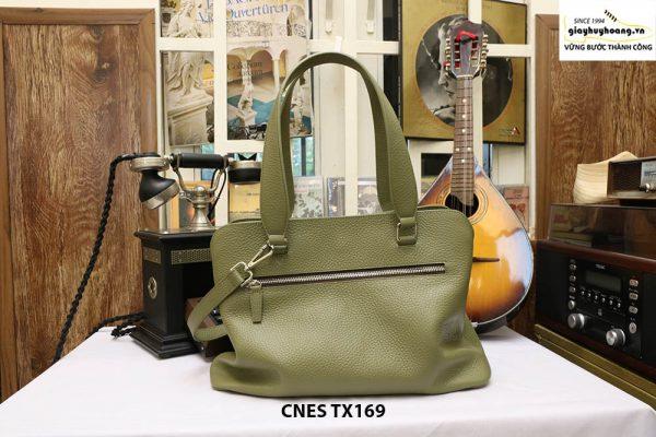 Túi xách da cao cấp cho nữ phong cách CNES TX169 003