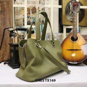 Túi xách da cao cấp cho nữ phong cách CNES TX169 002