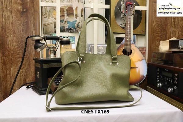 Túi xách da cao cấp cho nữ phong cách CNES TX169 001