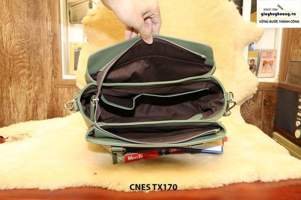 Túi xách da thiết kế riêng cho nữ CNES TX170 004