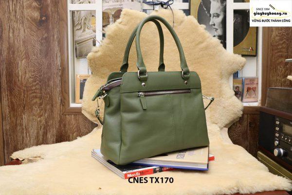 Túi xách da thiết kế riêng cho nữ CNES TX170 003