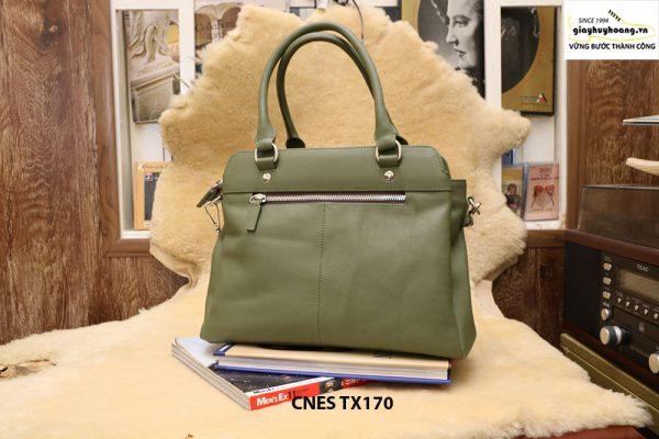 Túi xách da thiết kế riêng cho nữ CNES TX170 002