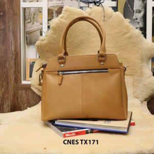 Túi xách da bê dùng đi chơi mua sắm CNES TX171 003