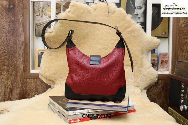 Túi xách da bê đeo vai cho nữ CNES TX172 003