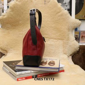 Túi xách da bê đeo vai cho nữ CNES TX172 002