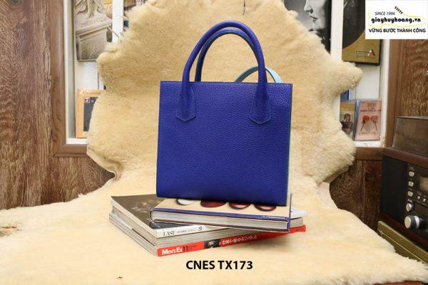 Túi xách da bê hàng hiệu cho phái đẹp CNES TX173 003
