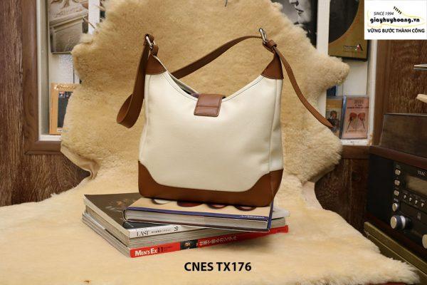 Túi xách da bê mềm cho nữ CNES TX176 003