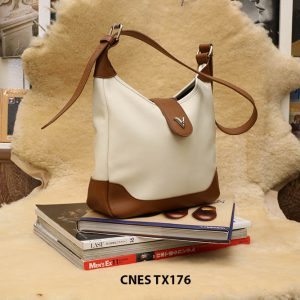 Túi xách da bê mềm cho nữ CNES TX176 002