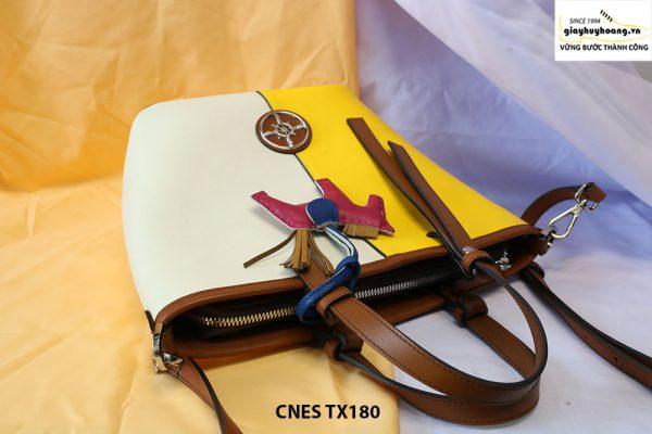 Túi xách da bò nữ đi chơi CNES TX180 004