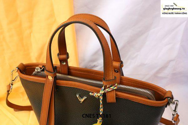 Túi xách da bò nữ cao cấp hàng hiệu CNES TX181 004