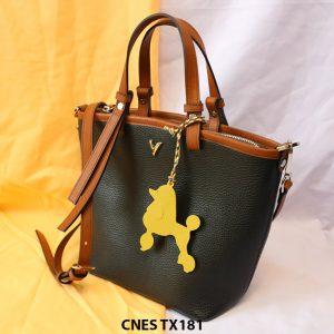 Túi xách da bò nữ cao cấp hàng hiệu CNES TX181 002