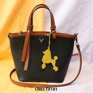 Túi xách da bò nữ cao cấp hàng hiệu CNES TX181 001