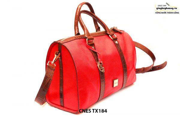 Túi xách du lịch da bò cho nữ CNES TX184 002