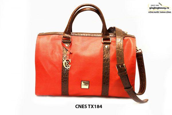 Túi xách du lịch da bò cho nữ CNES TX184 001