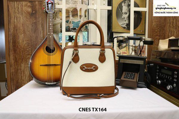 Túi xách da nữ thời trang CNES TX164 001