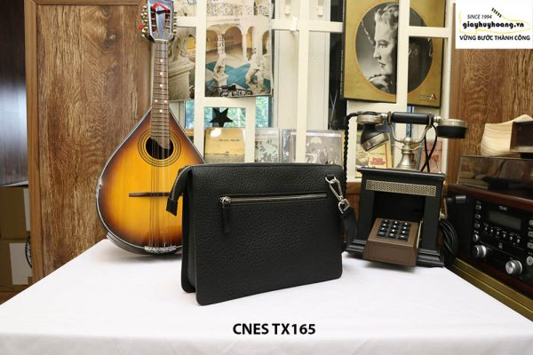 Túi xách da nữ hàng thiết kế mẫu CNES TX165 002