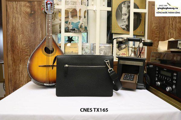 Túi xách da nữ hàng thiết kế mẫu CNES TX165 001