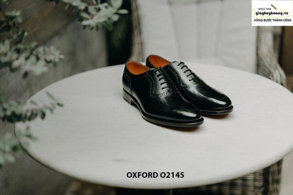 Giày da nam công sở đẹp Oxford O2145 005