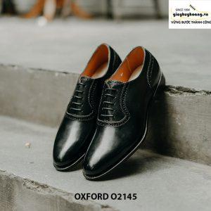 Giày da nam công sở đẹp Oxford O2145 004
