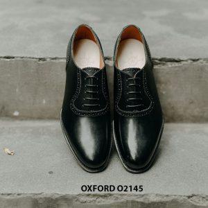 Giày da nam công sở đẹp Oxford O2145 001