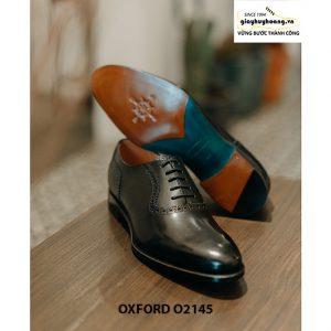 Giày da nam công sở đẹp Oxford O2145 003