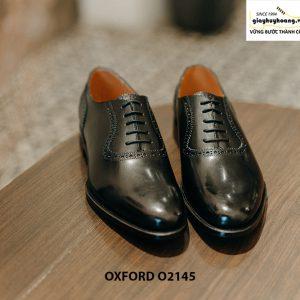 Giày da nam công sở đẹp Oxford O2145 002